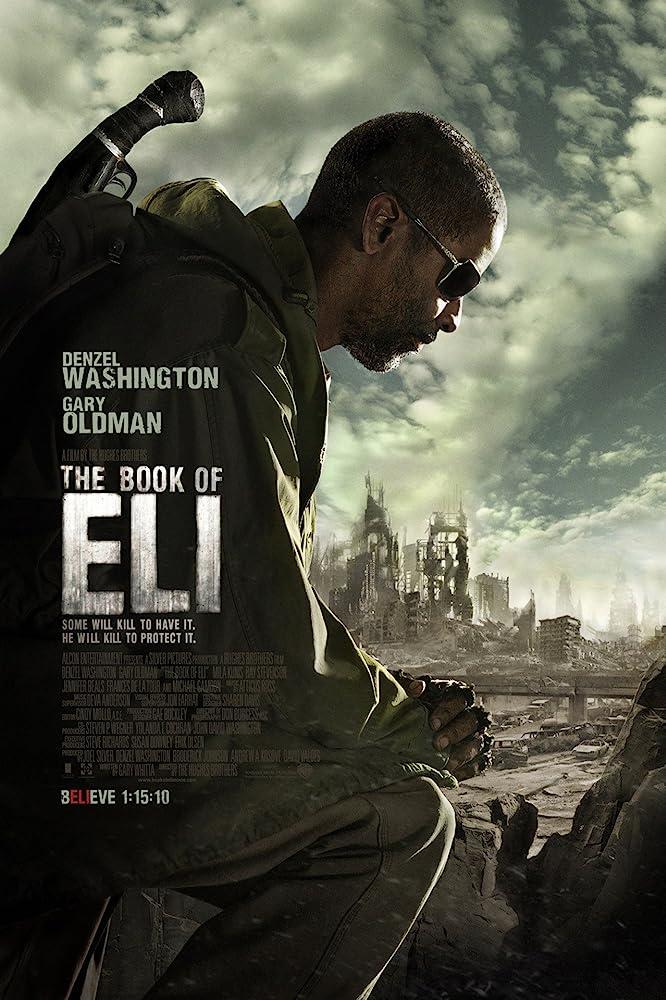 The Book of Eli (2010) Multi Audio 720p BluRay x264 [Telugu + Hindi + Eng] ESubs