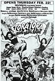 Tora tora, bang bang bang Poster