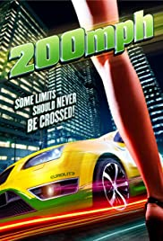 200 M.P.H. Poster