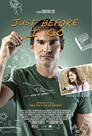 Just Before I Go (2014) Poster - Movie Forum, Cast, Reviews