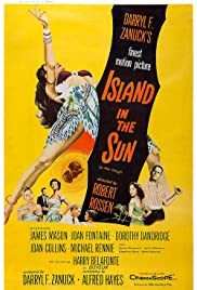Island in the Sun Poster
