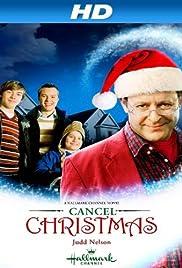 Cancel Christmas Poster