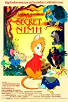 The Secret of NIMH (1982) Poster
