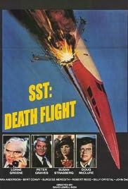 SST: Death Flight Poster