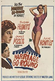 The Marriage-Go-Round(1961) Poster - Movie Forum, Cast, Reviews