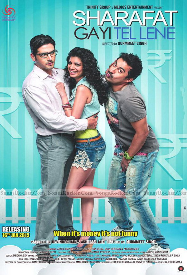 Sharafat Gayi Tel Lene Movie 2015 Download HD 720p 700MB Download Watch Online at www.movies365.in