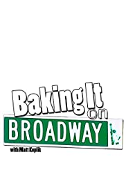 Baking It on Broadway! Poster