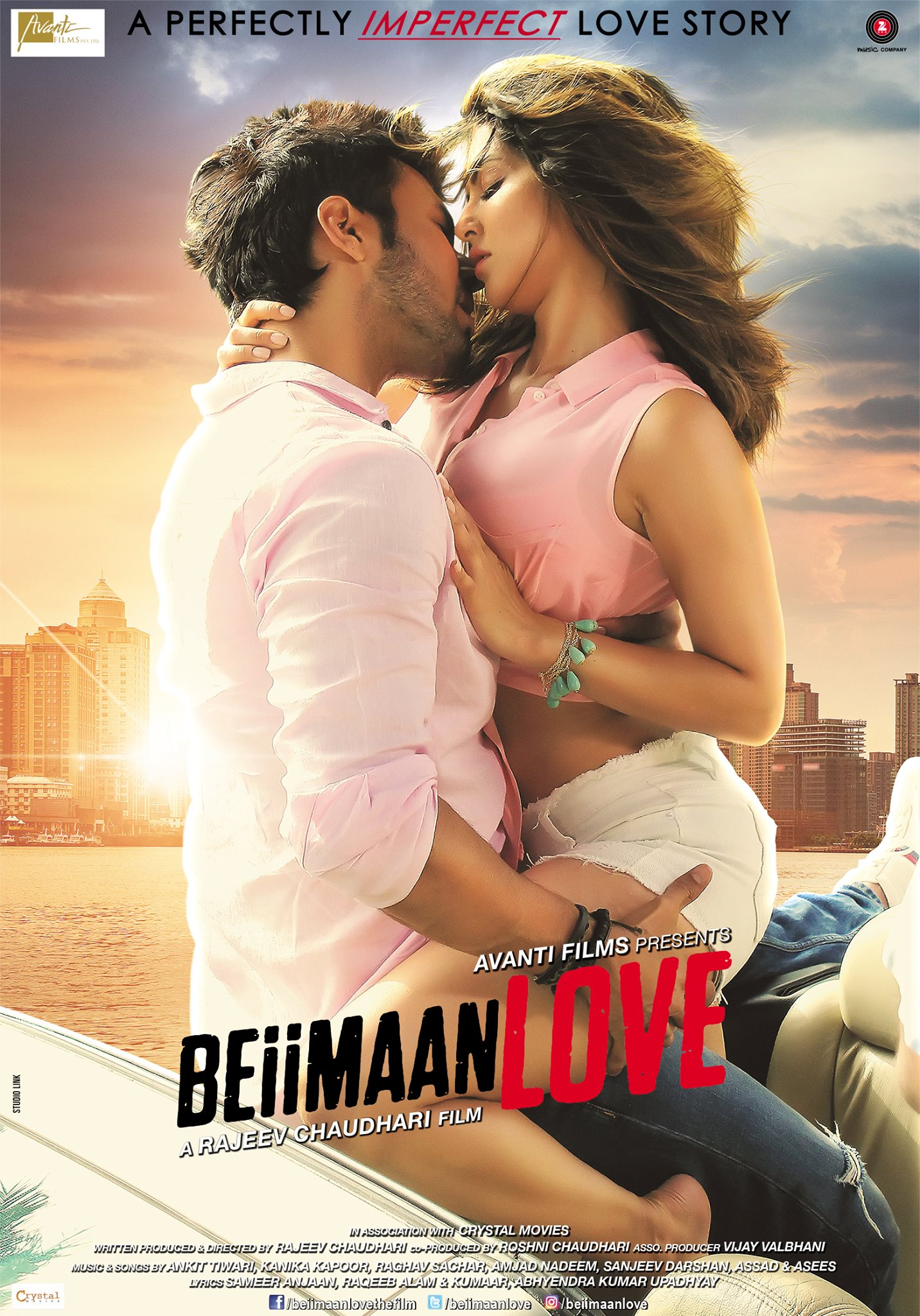 Beiimaan Love (2016) Hindi Full HD Movie