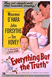 Everything But the Truth Poster