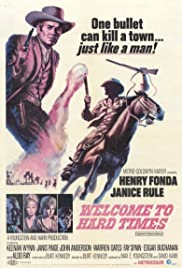 Welcome to Hard Times(1967) Poster - Movie Forum, Cast, Reviews