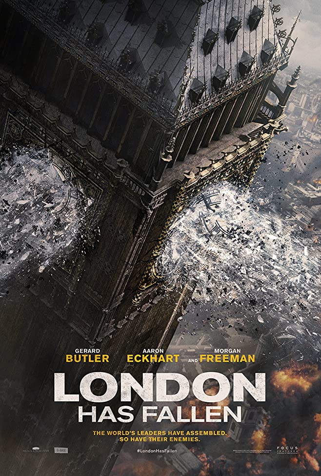 Gramercy Pictures' London Has Fallen - Trailer 2