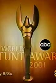 2001 ABC World Stunt Awards Poster