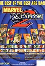 Marvel vs. Capcom 2: New Age of Heroes Poster