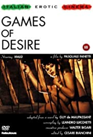 Games of Desire Poster