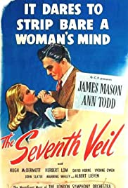 The Seventh Veil Poster