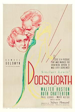 Dodsworth poster