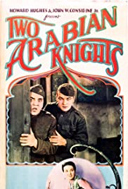 Two Arabian Knights Poster