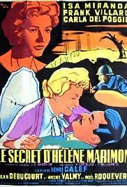 Le secret d'Hélène Marimon Poster