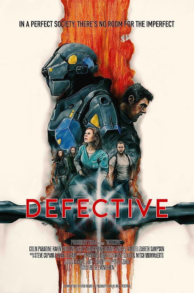 فيلم Defective 2017 مترجم