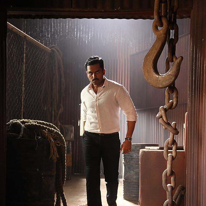 Karthi in Theeran Adhigaaram Ondru (2017)