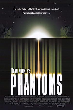 Phantoms poster