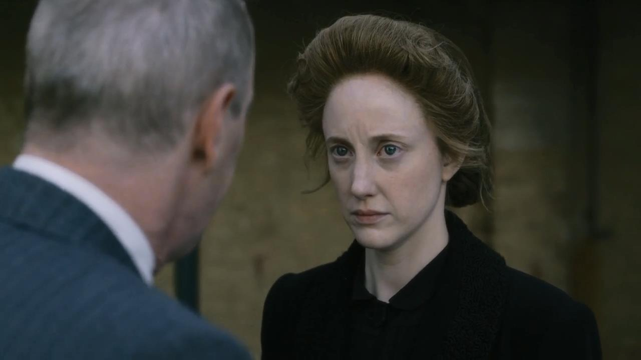 Andrea Riseborough in The Death of Stalin (2017)