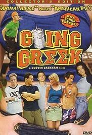 Going Greek(2001) Poster - Movie Forum, Cast, Reviews