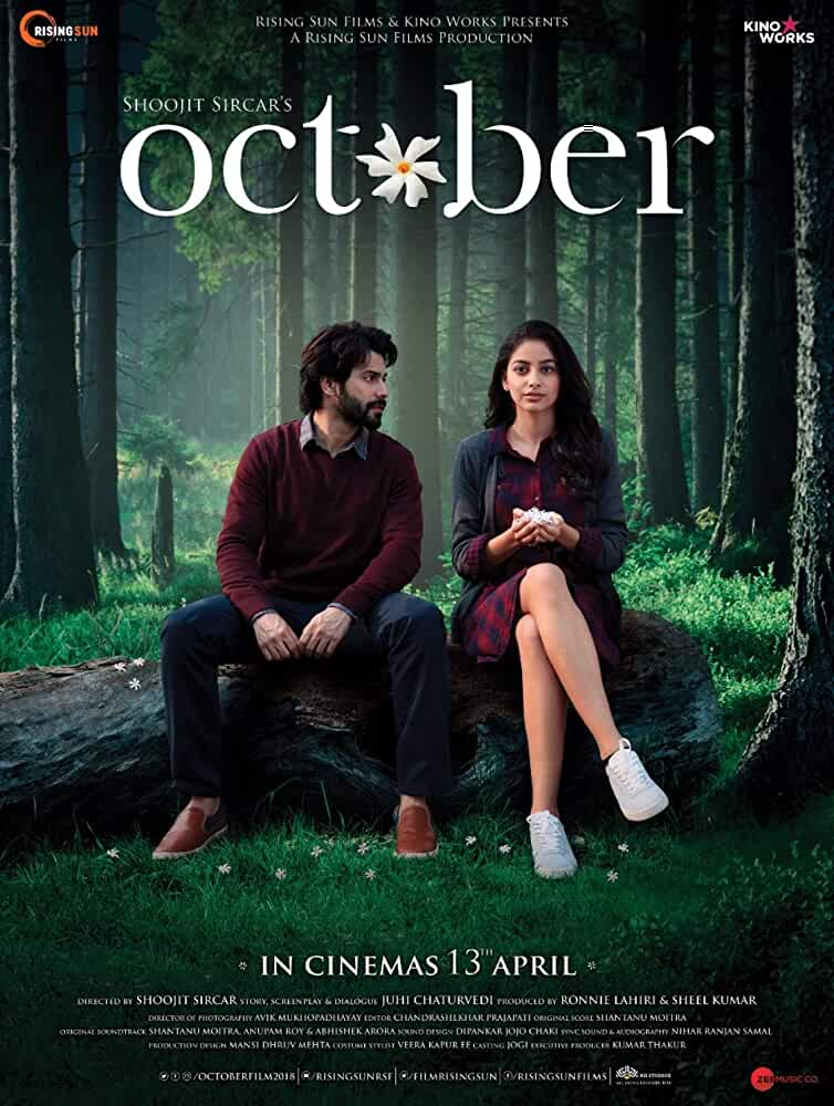 October 2018 Hindi DVDScr x264 700MB Full Movie