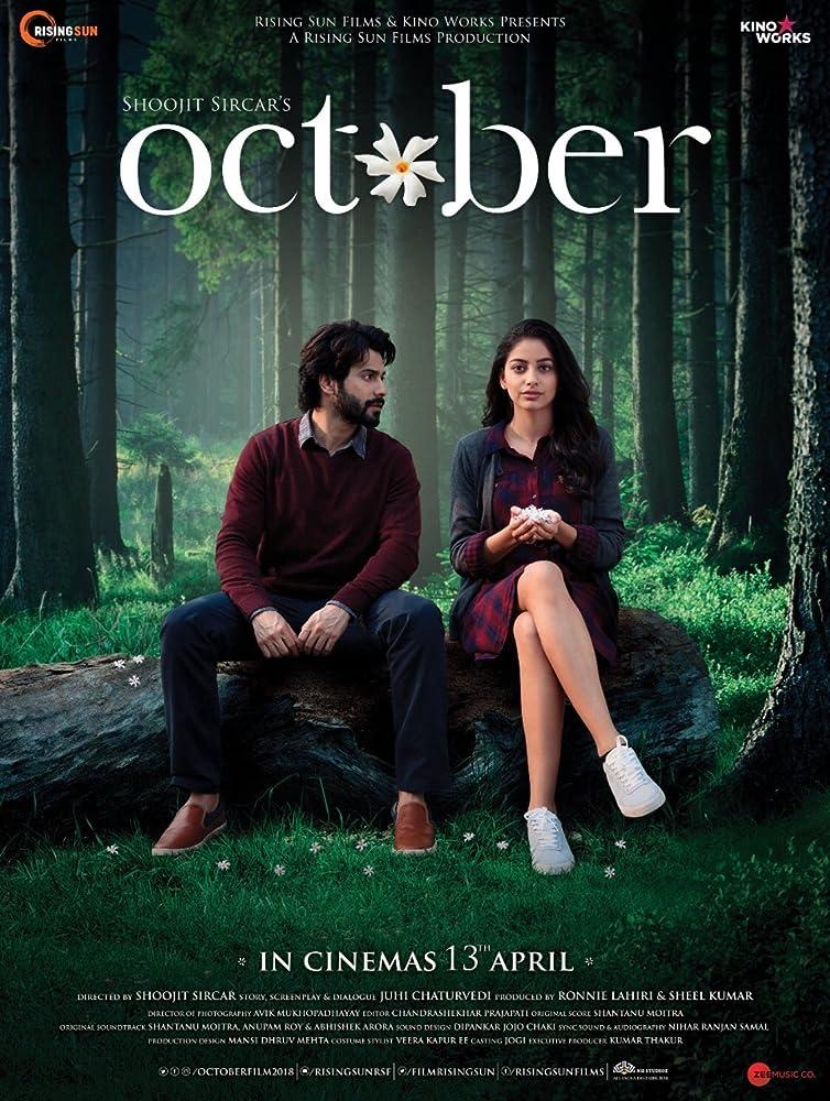 image October (2018) Hindi Full Movie Watch Online HD Print Free Download