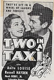 Two in a Taxi Poster