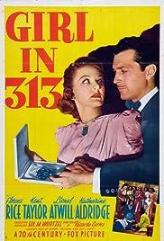 Girl in 313 Poster