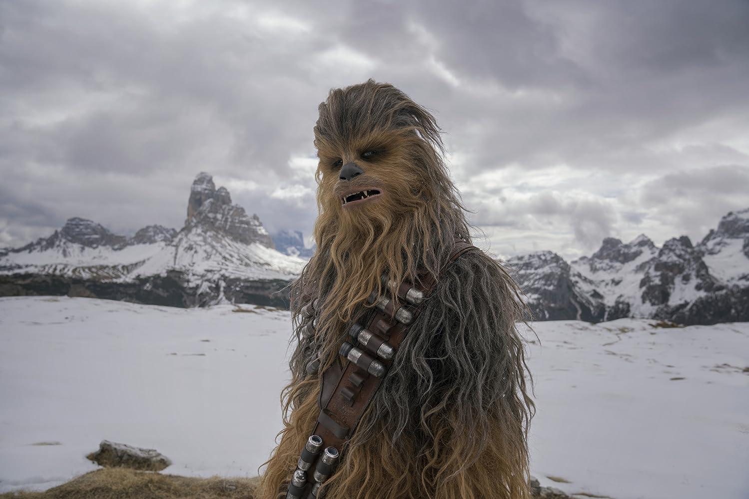 Joonas Suotamo in Solo: A Star Wars Story (2018)