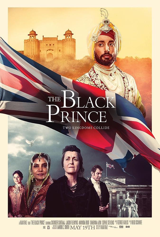 The Black Prince (2017) Hindi 350MB HDRip 480p x264