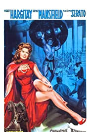 The Loves of Hercules Poster