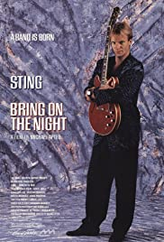 Bring on the Night Poster