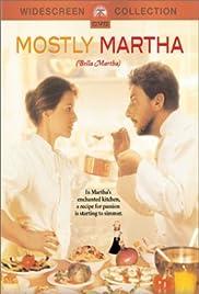 Mostly Martha Poster
