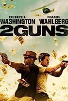 2 Guns (2013) Poster