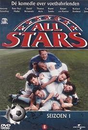 All stars: De serie Poster