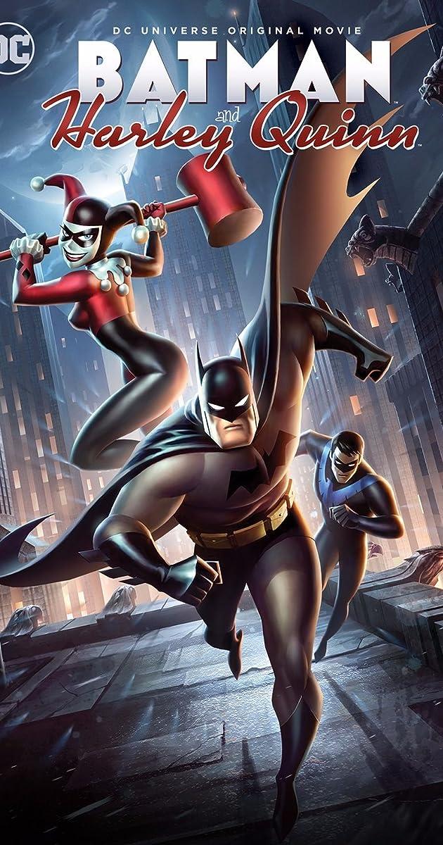 Batman and Harley Quinn (2017) - IMDb