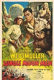 Jungle Moon Men Poster