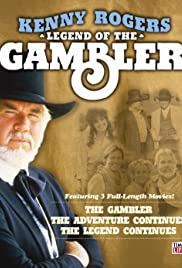 Kenny Rogers as The Gambler: The Adventure Continues Poster
