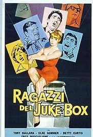 Ragazzi del Juke-Box Poster