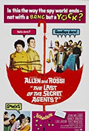 The Last of the Secret Agents? Poster