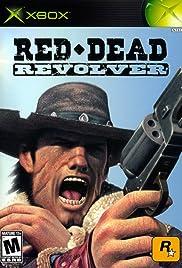 Red Dead Revolver Poster