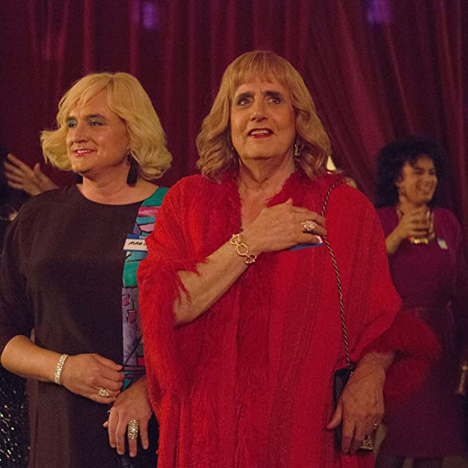 Jeffrey Tambor and Bradley Whitford in Transparent (2014)