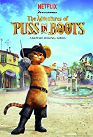 The Adventures of Puss in Boots Poster - TV Show Forum, Cast, Reviews