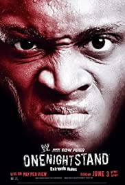 WWE One Night Stand Poster