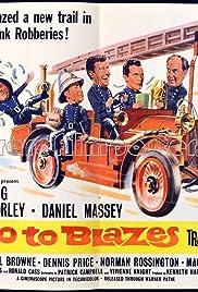 Go to Blazes Poster