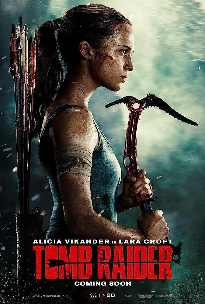 Tomb Raider Începutul (2018), filme online subtitrat în Română