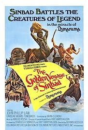 The Golden Voyage of Sinbad Poster